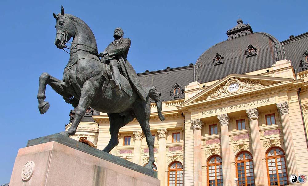 Statuie, Bucuresti