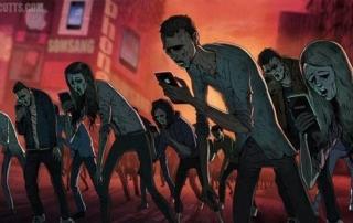 Destin la conjuctiv - Sclavii tehnologiei