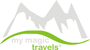 My magic travels Logo