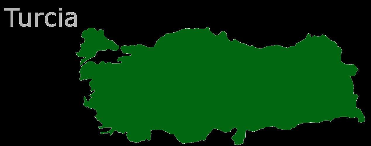 Map As Turcia