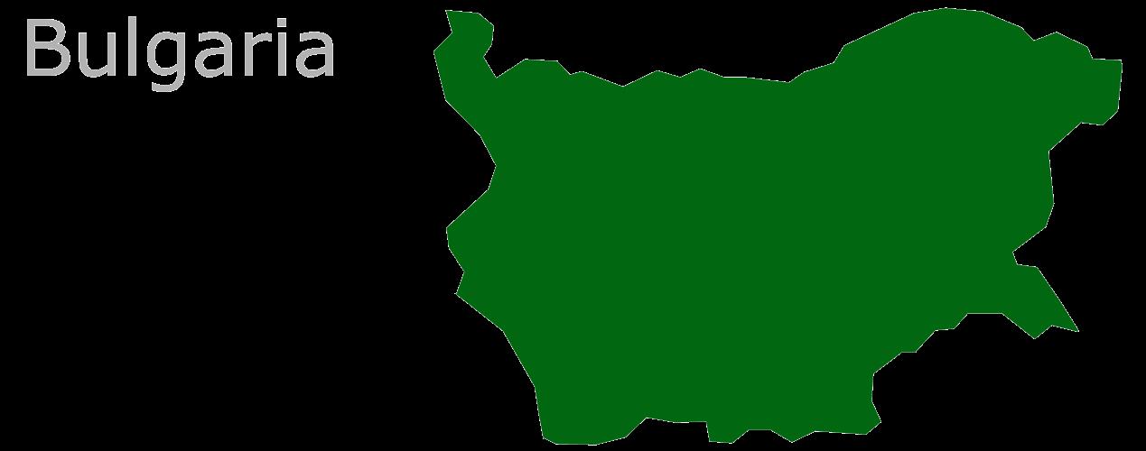 Map Eu Bulgaria