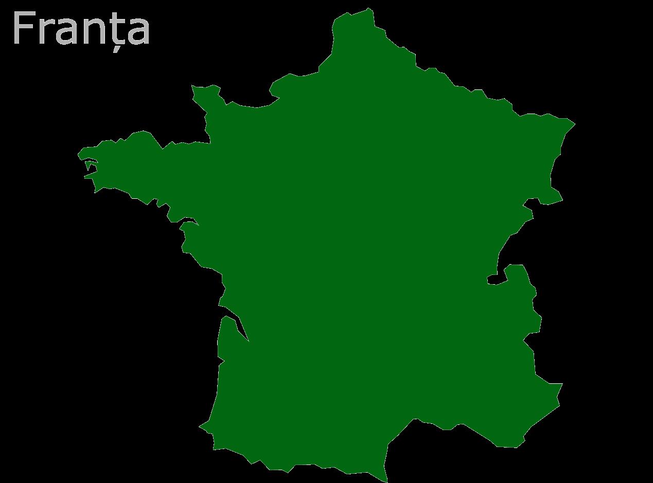 Map Eu Franta