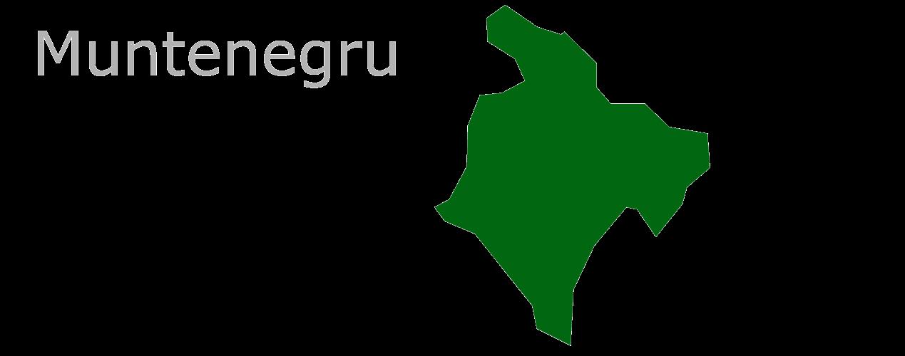 Map Eu Muntenegru