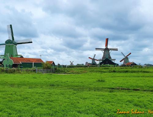 Zaanse Schans – satul olandez