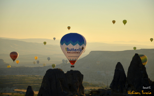 Spectacolul baloanelor