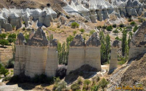 Văile Cappadociei