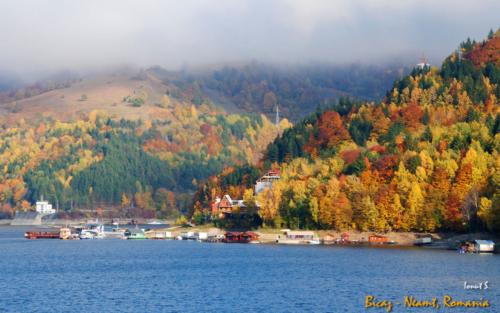 Lacul Bicaz - Piatra Neamț