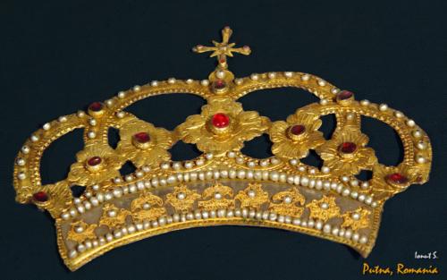 coroana pruncului Iisus 1758