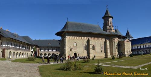 Manastirea Neamt 01